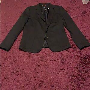 GAP size 12 Black blazer